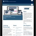 CLF Tablet Screenshot